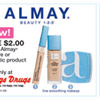 almay coupon tear pad