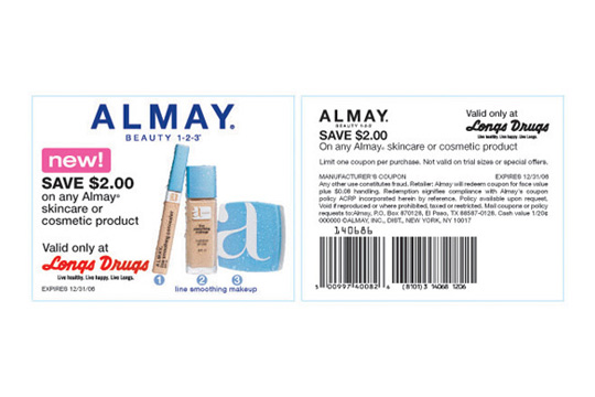 graphic relating to Almay Coupon Printable named Almay discount coupons printable : 2018 Sale